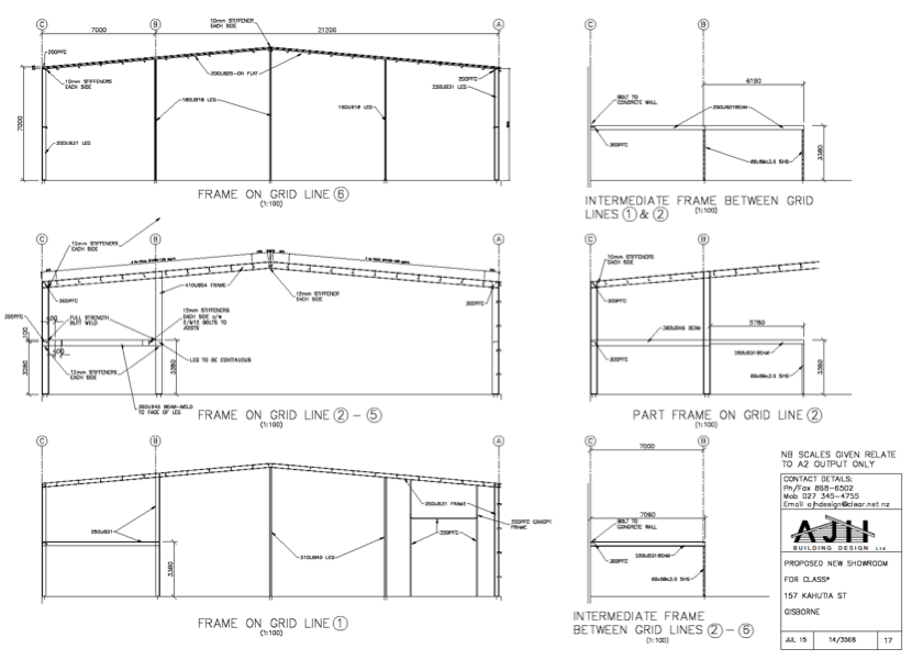 A Typical Structural Design Process Universal Engineering
